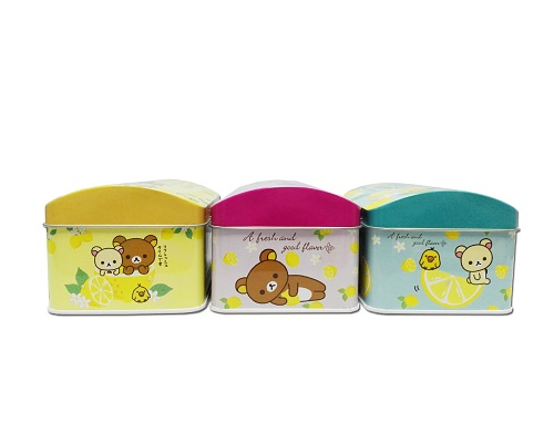 Tin gift packages 1