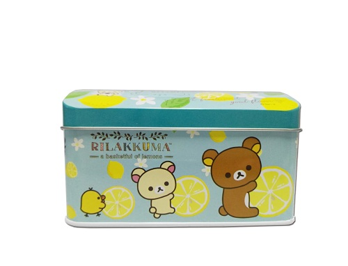 Tin gift packages 2