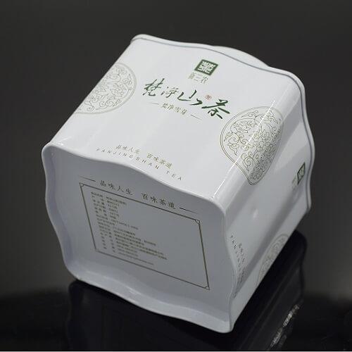 storage tea tin