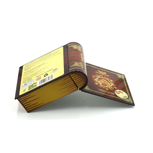 rectangular metal tins