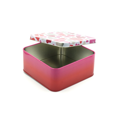 tin storage containers
