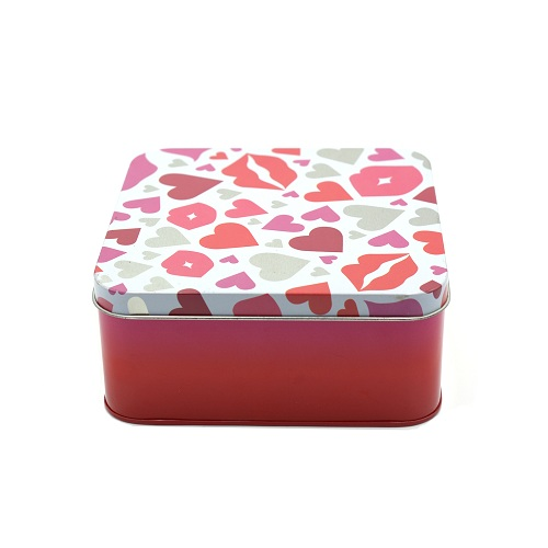 tin box with lid 3 - square gift boxes wholesale