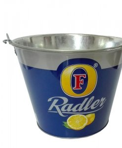 large metal buckets wholesale