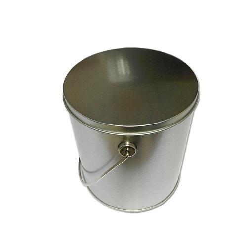 metal gift buckets