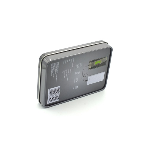 tin can designs 2 - rectangular metal containers
