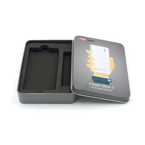tin can designs - rectangular metal containers