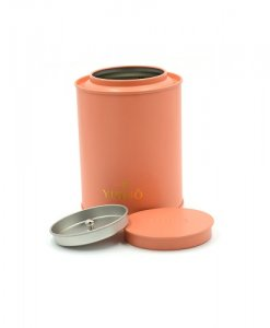 tin storage containers for tea