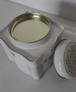 tin tea containers wholesale