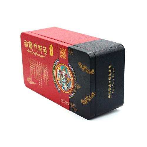 tin tea box 1 - large tea tin