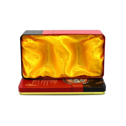 tin tea box 3 - large tea tin