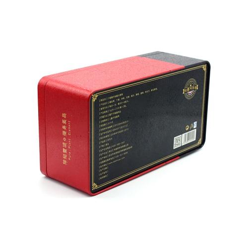 tin tea box - large tea tin