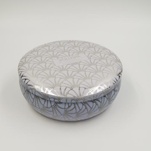 cosmetic box round tin1 - cosmetic box round tin
