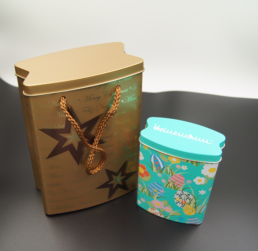 gift box - small gift tin box from China manufacturer