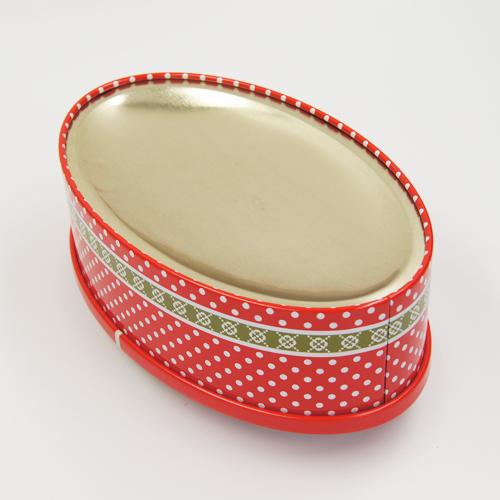 oval tin boxes