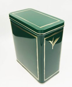 tea storage tins wholesale