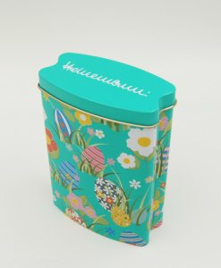 small gift tin box