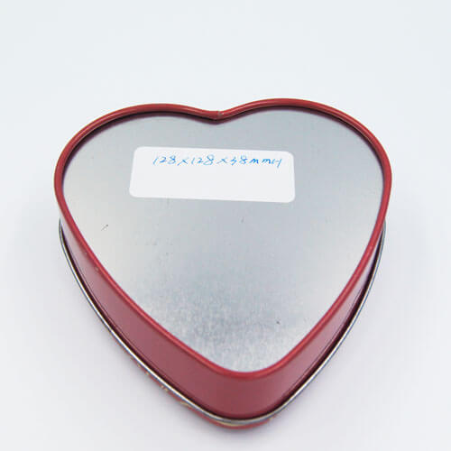 heart shape chocolate tin box 7 - Metal Chocolate Box- Manufacturers & Suppliers in China