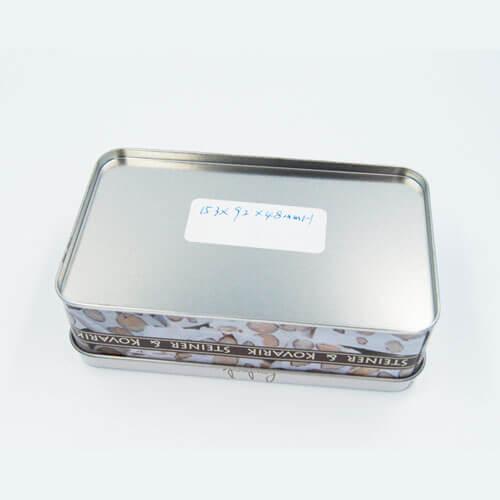 rectangle chocolate tin boxes - rectangle tin boxes supplier