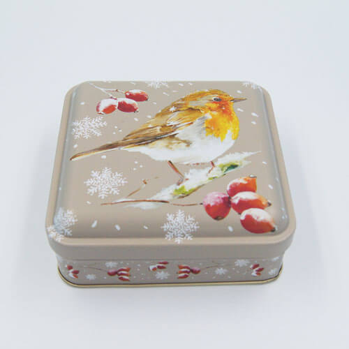 square small chocolate tin packaging2 - square small chocolate tin packaging