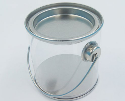 PET bucket 12 495x400 - Mini Pet Tin Pail Buckets With Handle For Gifts Packaging