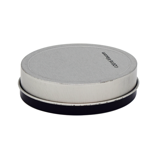 TW274 002 - Small Round Tins With Lids For Candies Snack Packaging