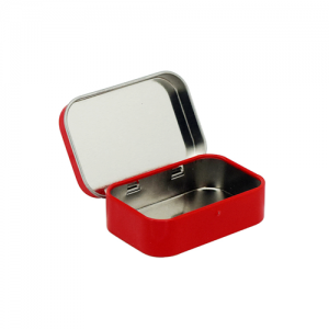 TW277 003 300x300 - Custom Small Metal Box With Hinged Lid For Gifts Packaging