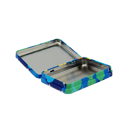 TW280 003 - Rectangular Tin Box