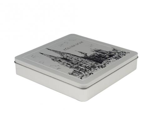 TW433 001 495x400 - Метална квадратна кутия за калай със шарнирен капак за опаковка за бонбони