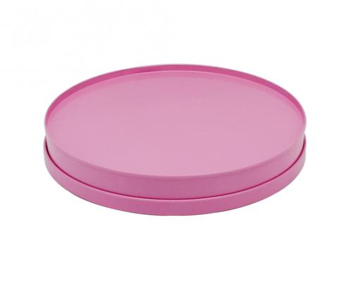 TW684 2 002 495x400 - Малък малък кръгъл метален контейнер за опаковане на бонбони