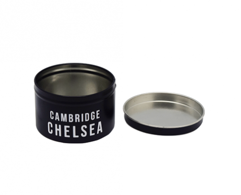 Custom Small Empty Tea Tins for Sale and Candle Packaging