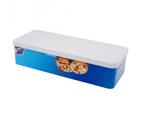 TW770 001 495x400 - Metal Rectangular Christmas Cookies Tin Box For Packaging
