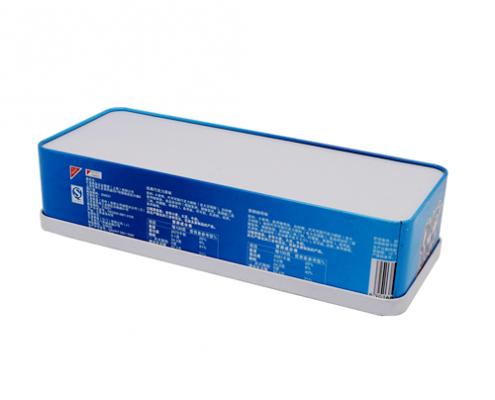 TW770 002 495x400 - Metal Rectangular Christmas Cookies Tin Box For Packaging