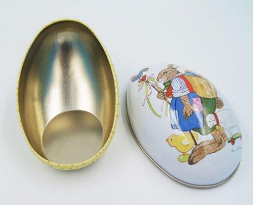 Big Egg Tin Box