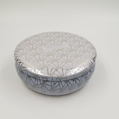 cosmetic box round tin1 - Custom Small Round Metal Box For Food Packaging Design