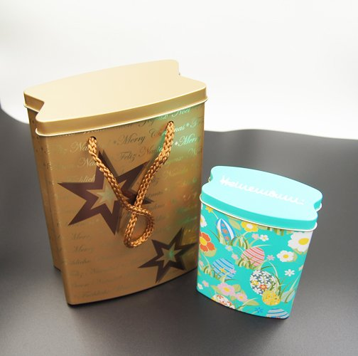 gift box1 - Custom Metal Tin Can Gifts For Gift Or Food Packaging Design