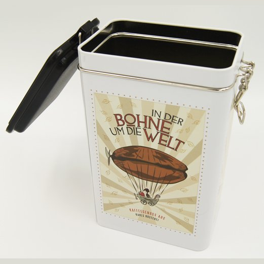 rectangle tea and coffee tin box - Food Packaging Tins