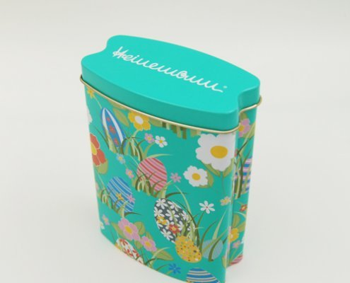 Custom Metal Tin Can Gifts For Gift Or Food Packaging Design