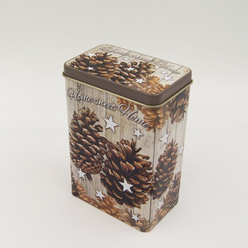 small rectangle tin box3 - Rectangular Tin Box