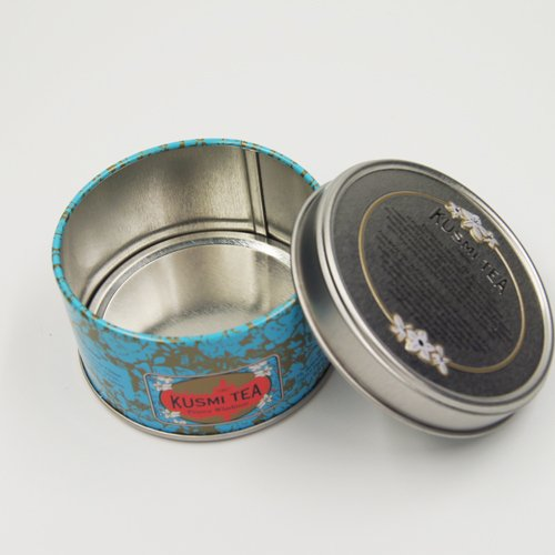 small round tin box2 - Round Metal Candle Containers For Candle Packaging Ideas