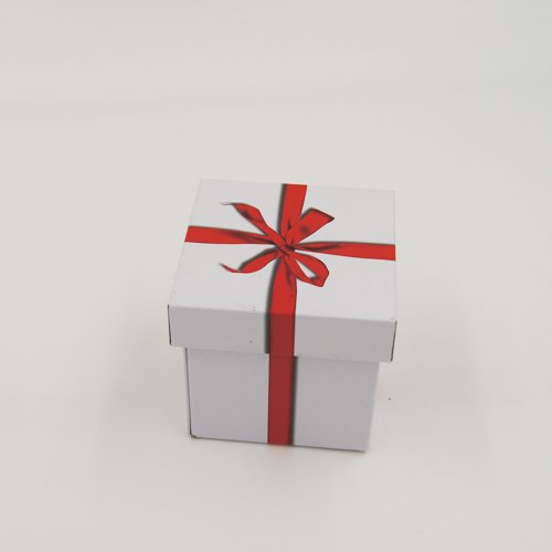 small square gift box 2 - Small Square Metal Tin Containers With Lid For Gift Packaging