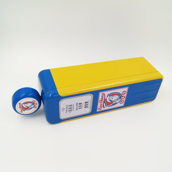 special rectangle tin box 2 - Metal Pencil Case Tin With Lid for Stationery Packaging