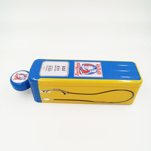 special rectangle tin box 4 - Metal Pencil Case Tin With Lid for Stationery Packaging