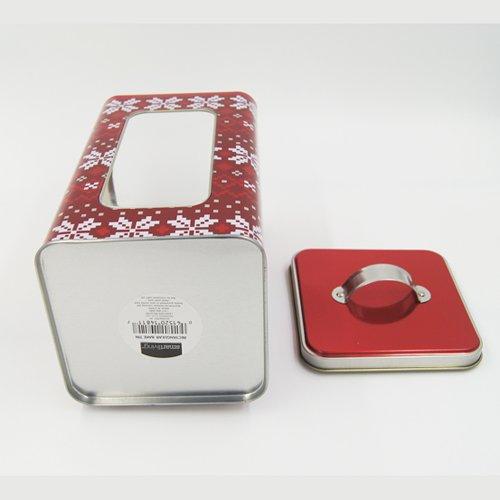 DSC05555 - Metaal gegalvaniseerde blikvenster met handvatsel vir verpakking van koekies