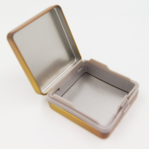 DSC05646 - Nice Square Metal Cigar Tin Box for Cigarette Packaging