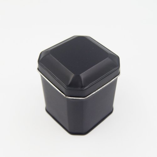 I-DSC05649 - I-Metal Small Tin Box ene-Hinged Lid for Pacyging Pacyging