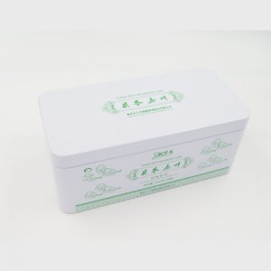 DSC05675 300x300 - Rectangular Metal Custom Empty Tea Tins for Packaging