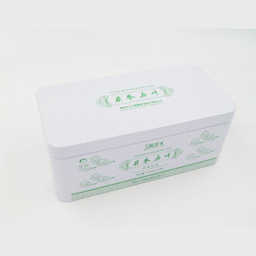 DSC05675 - Rectangular Metal Custom Empty Tea Tins for Packaging