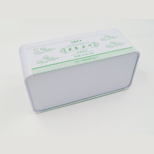 DSC05677 - Rectangular Metal Custom Empty Tea Tins for Packaging
