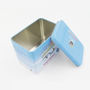 DSC05688 300x300 - Square Small Metal Gift Boxes with Lid for Packaging Ideas
