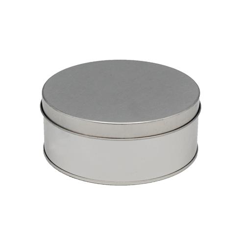 TW6101 001 - Pasgemaakte ronde metaalhouers vir geskenke en koffieverpakking